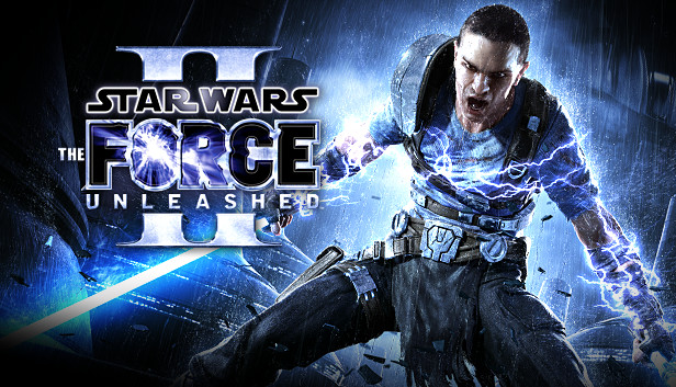 Star Wars The Force Unleashed II key art.