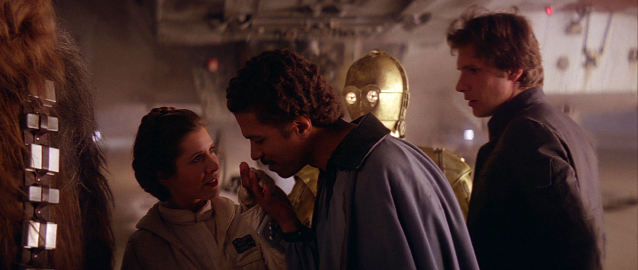 Lando Calrissian Quotes - 10 Iconic Lines from the Star Wars