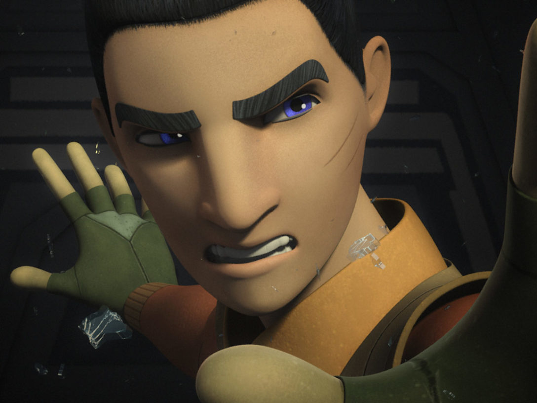 The Final Episodes of Star Wars Rebels Begin February 19 on Disney