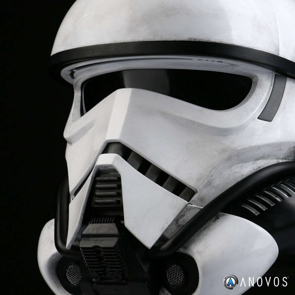 ac31173ec Calling all troopers. ANOVOS has some exciting trooper-related gear planned  for the Imperial faithful. The Solo  A Star Wars Story patrol stormtrooper  ...