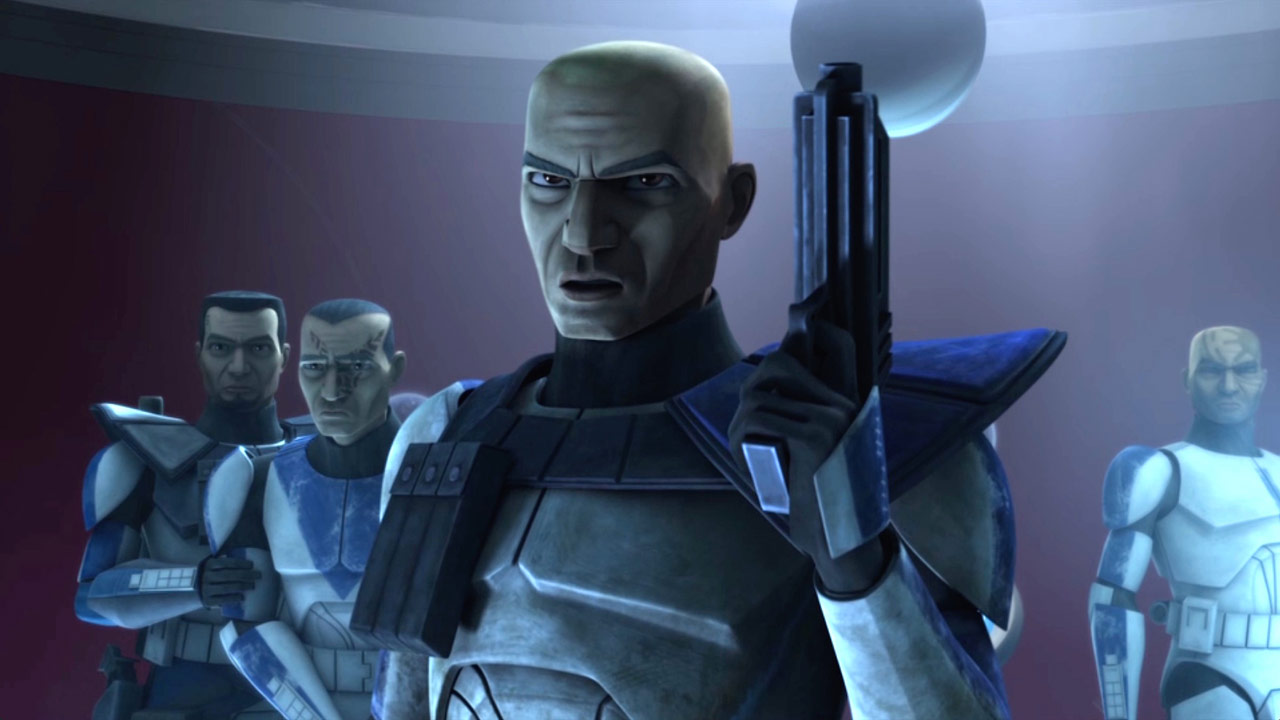 "Captain Rex in ""Carnage of Krell"""