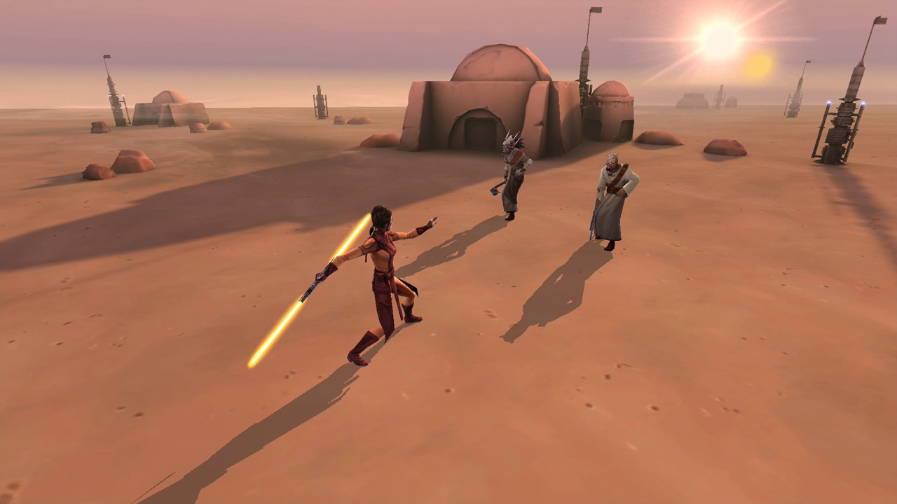 BioWare and Capital Games on Bringing KotOR Fan Favorites into