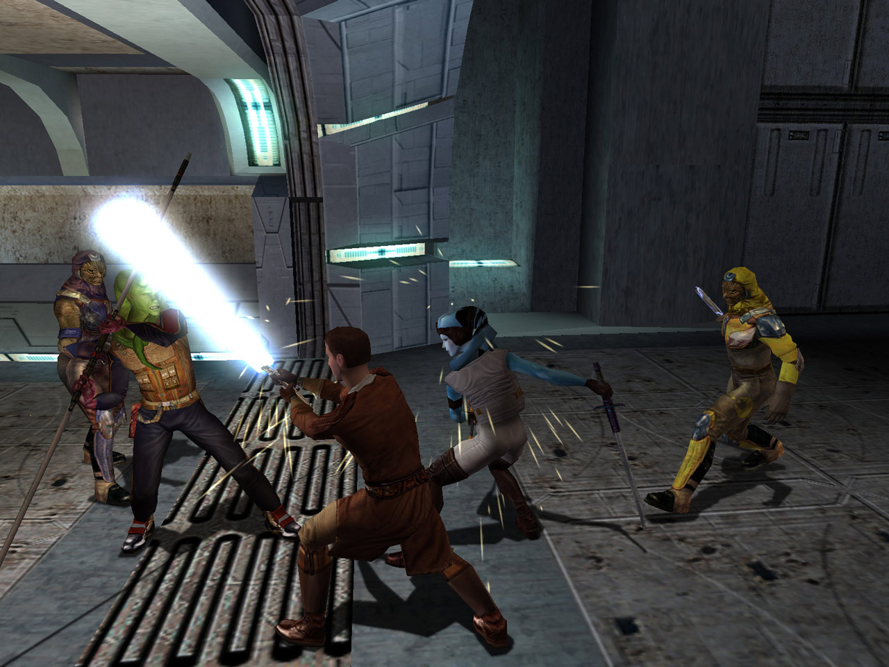 BioWare and Capital Games on Bringing KotOR Fan Favorites