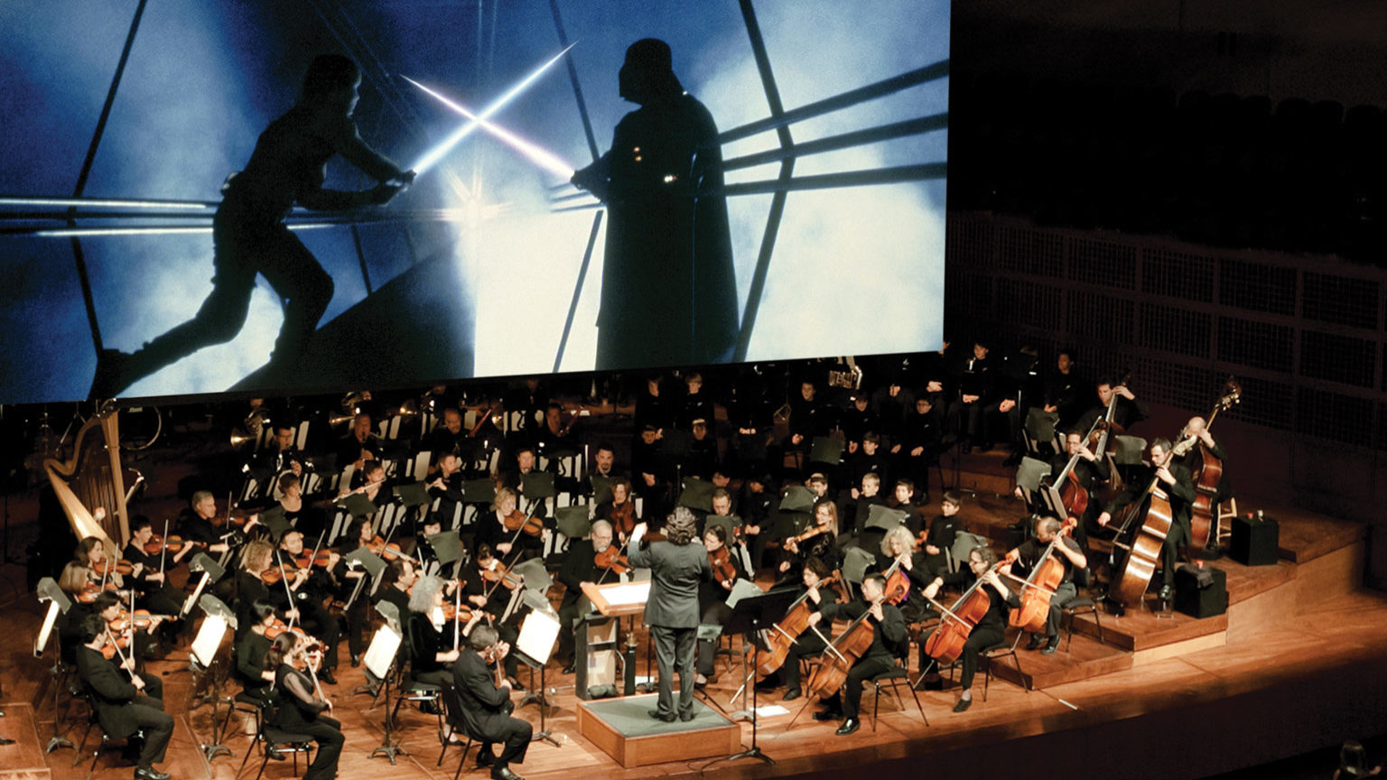 Conductor Emil de Cou on Star Wars at the Symphony
