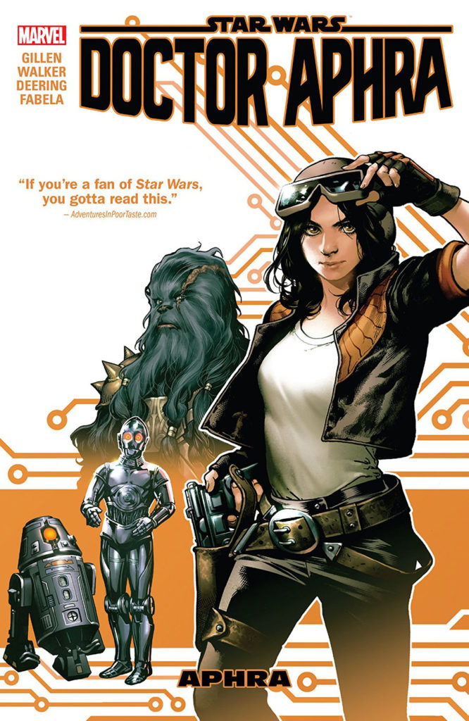 A selection of canon Star Wars books that you should read