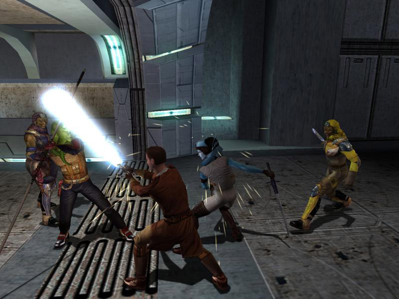 Knights of the Old Republic - Replaying the Classics