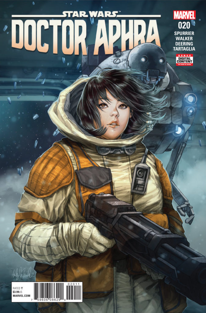 Doctor Aphra: A Reader's Guide to the Fan-Favorite Comic Book Character 12