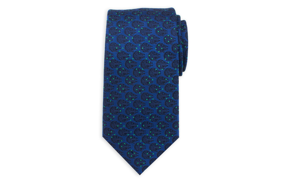 A Silk Tie Fit for a Flyboy