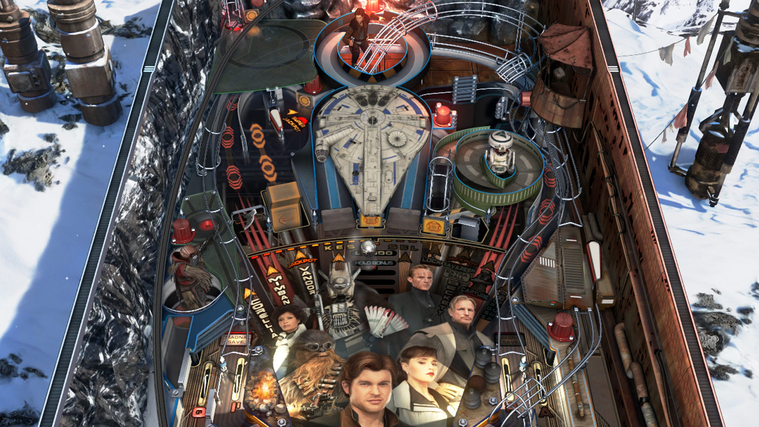 Solo: A Star Wars Story Blasts Into Pinball FX3 - Exclusive