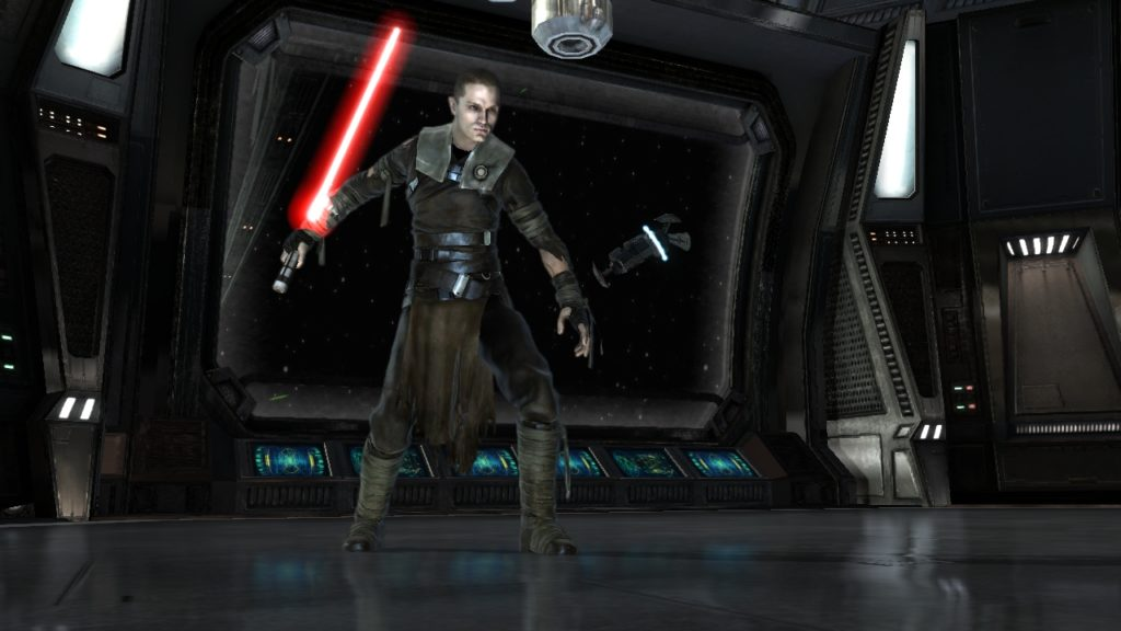 Starkiller in Star Wars: The Force Unleashed.