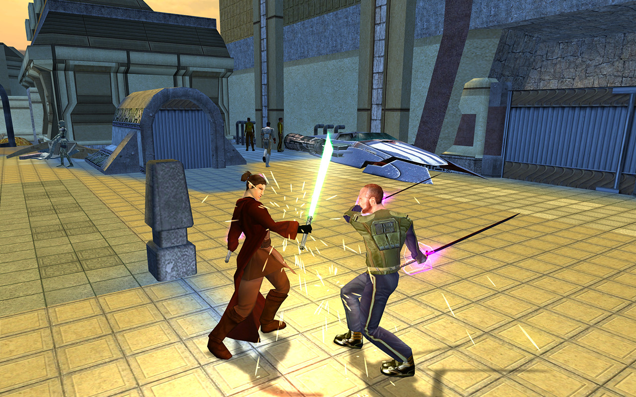 Knights of the Old Republic II: The Sith Lords - Replaying the