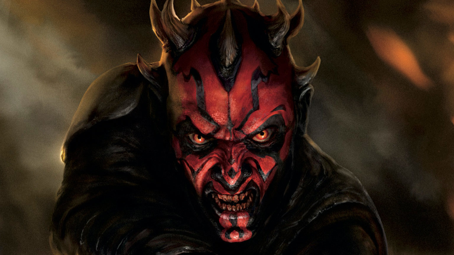Cover of Darth Maul #1 comic