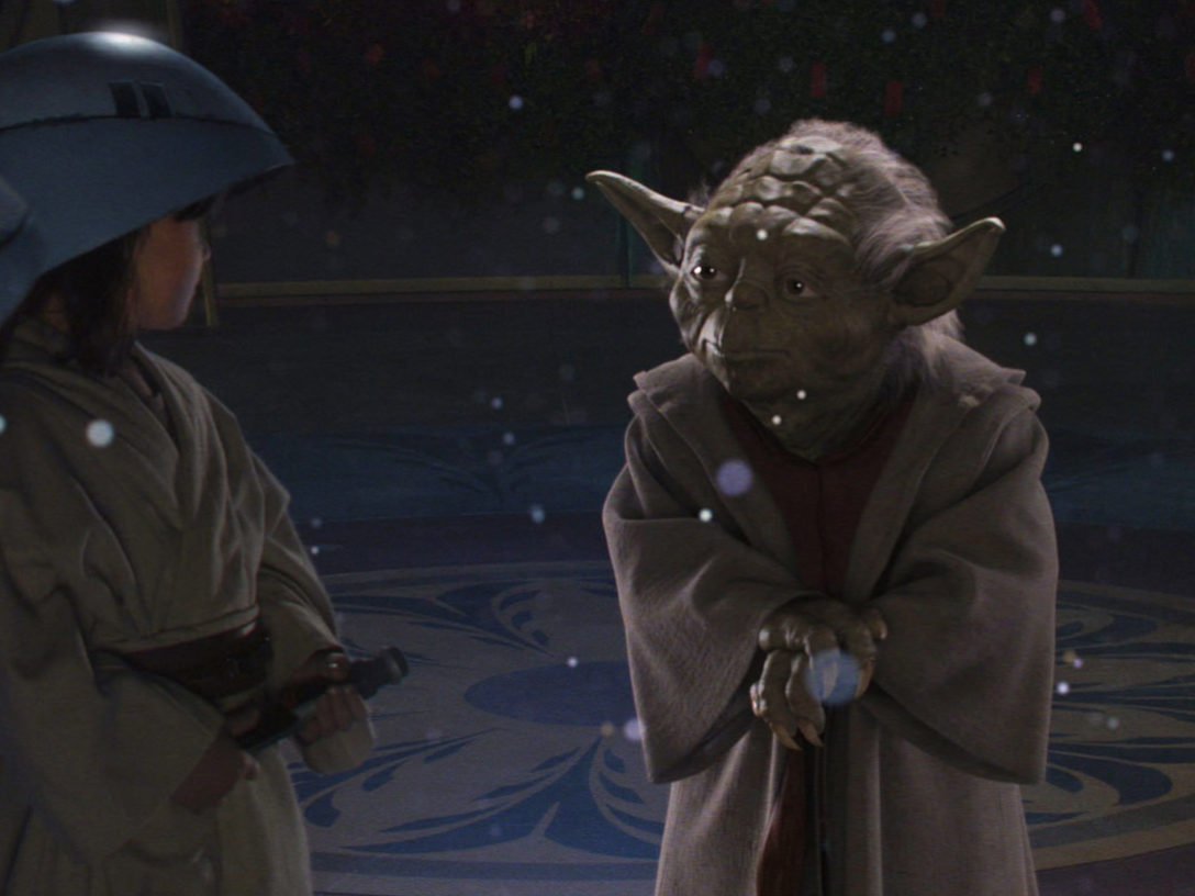 Quiz: Which Star Wars Character Should Be Your Teacher