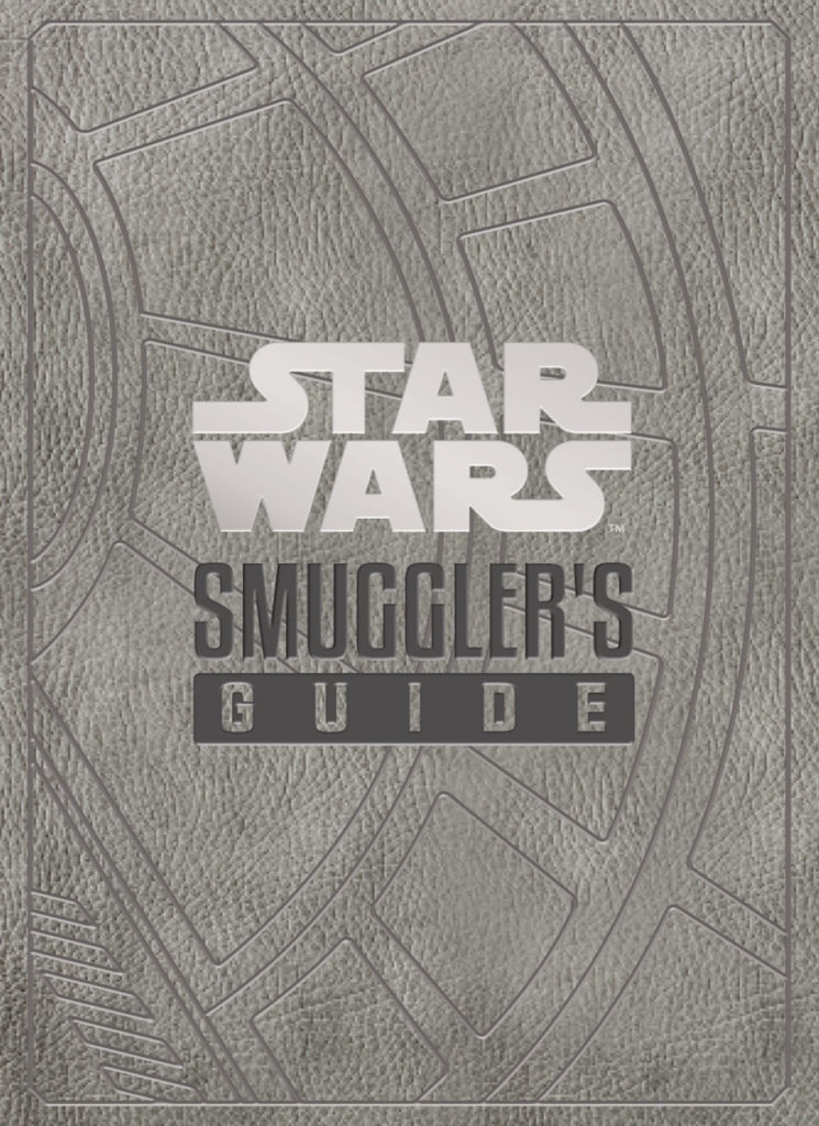 Star Wars: Smuggler's Guide cover.
