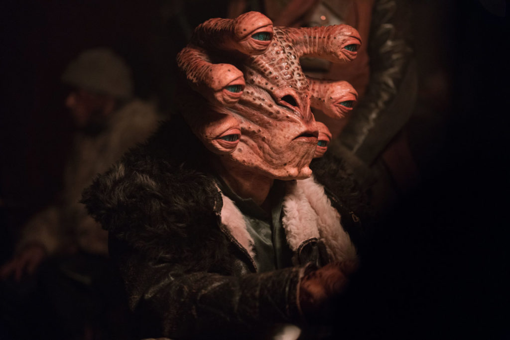 Secrets of the Solo: A Star Wars Story Creature Shop