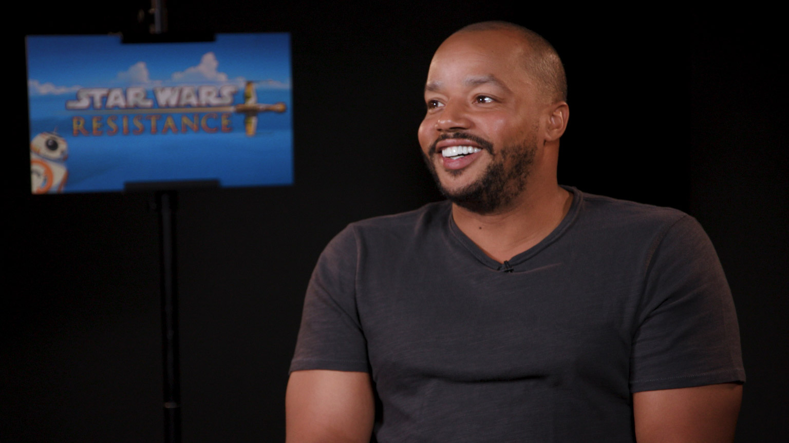Donald Faison talks about his role in Star Wars Resistance.