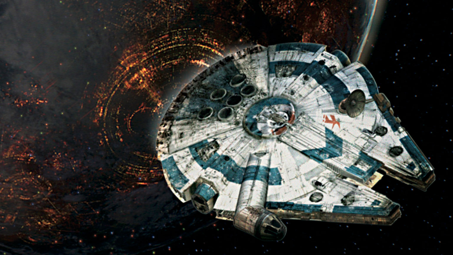 Everything You Need to Know to Fly theMillennium Falcon