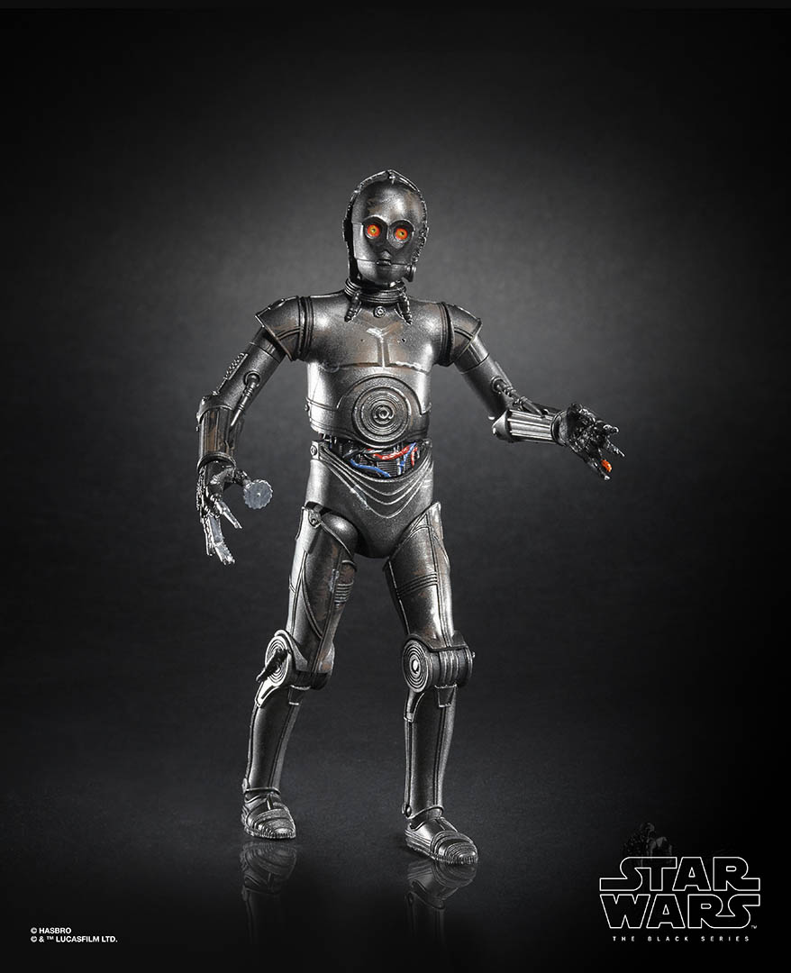 Hasbro's The Black Series 000.