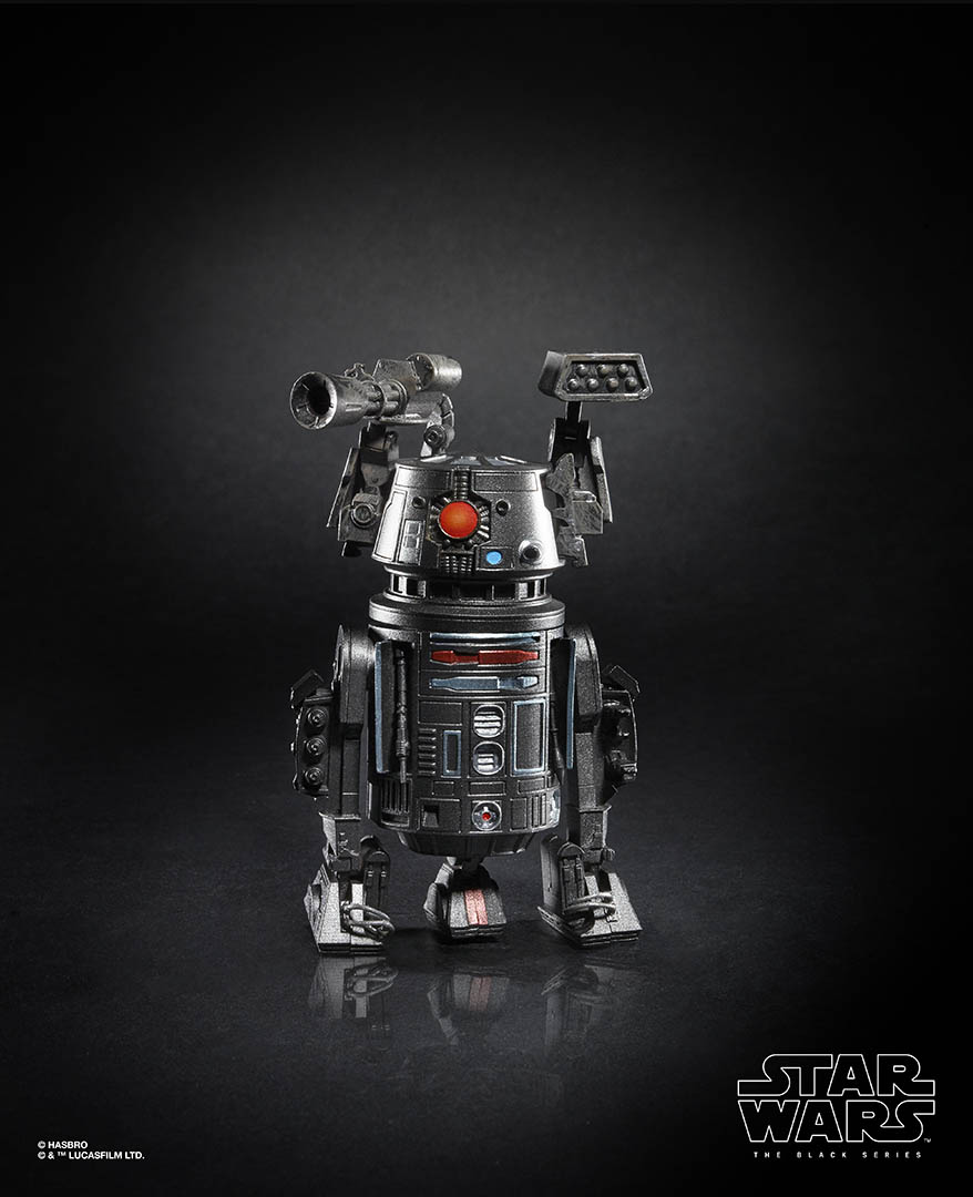 Hasbro's The Black Series BT-1.