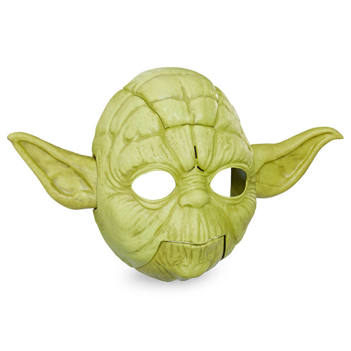 how to make a yoda mask