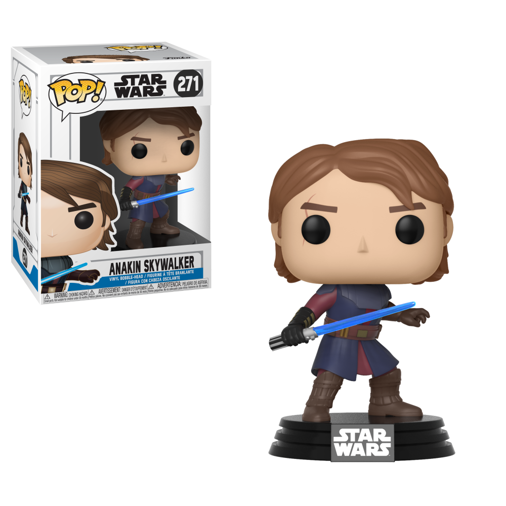 Anakin Skywalker Star Wars: The Clone Wars Funko Pop!