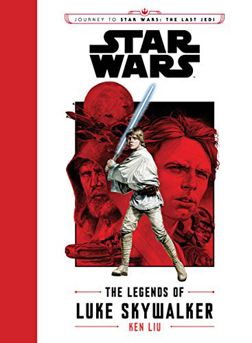 Cover of The Legends of Luke Skywalker.