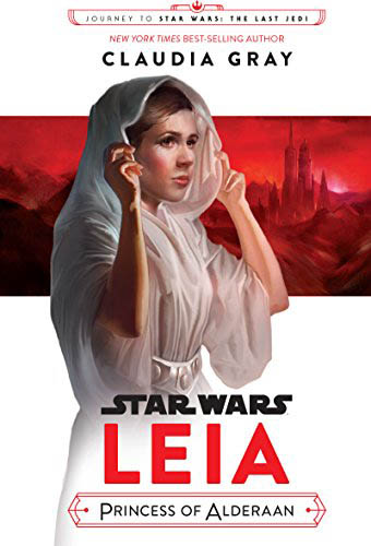 Cover of Leia Princess of Alderaan.