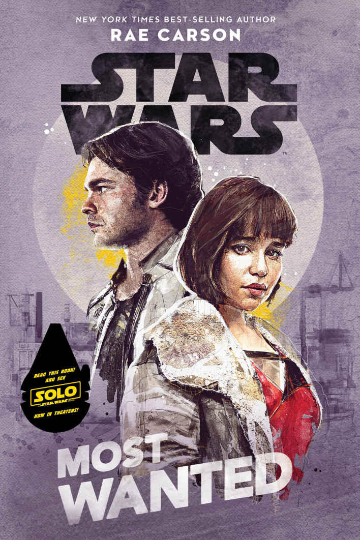 Cover of Star Wars: Most Wanted.