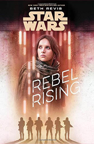 Cover of Rebel Rising.