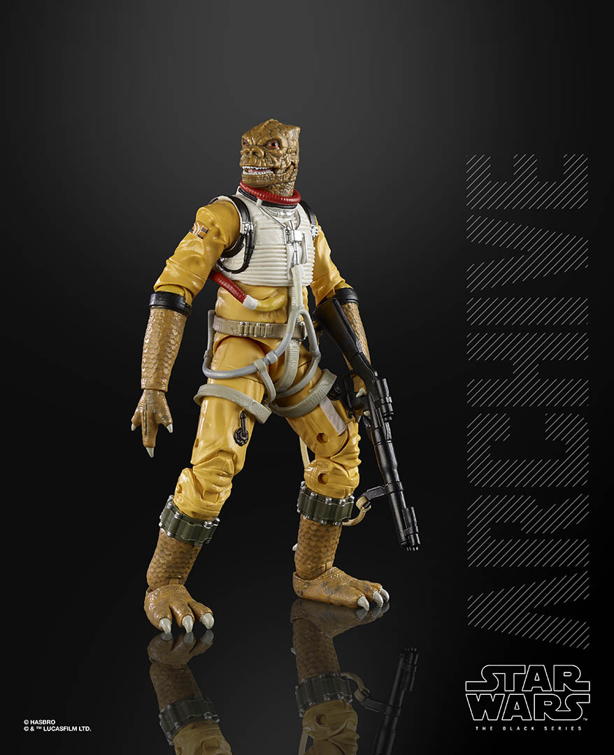 Hasbro Black Series Bossk from the Archive collection.