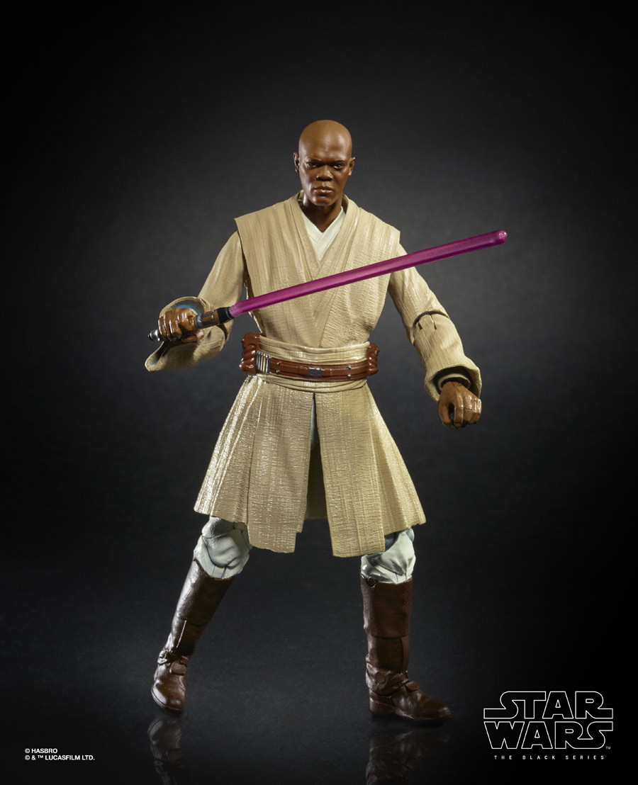 This Party Isnt Over Mace Windu Joins The Black Series Starwarscom