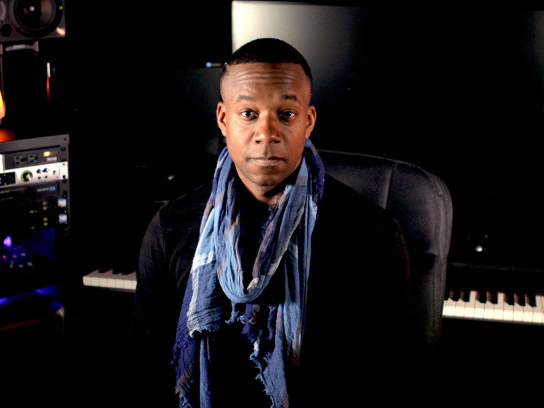 Jermaine Stegall, composer for Our Star Wars Stories.