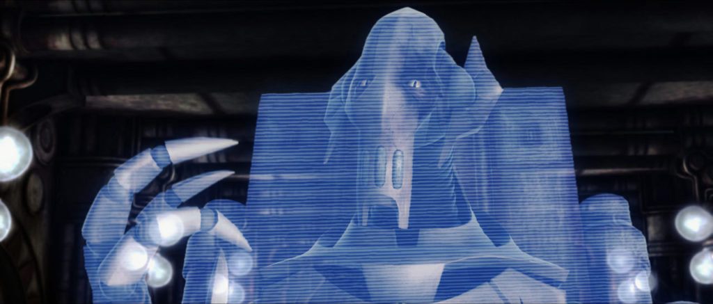 "Damaged General Grievous in ""Lair of Grievous,"" Star Wars: The Clone Wars."