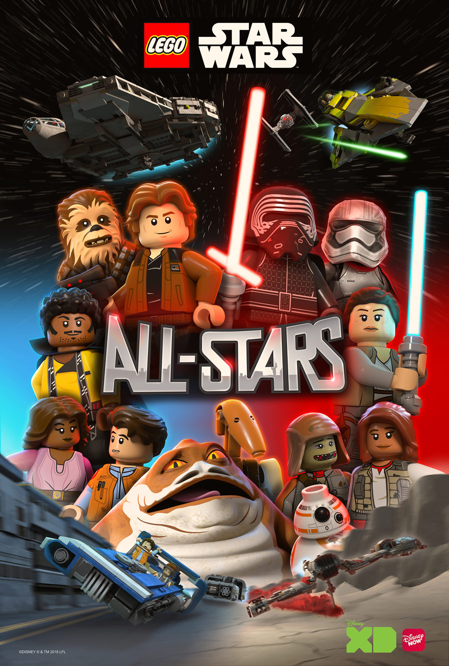 Image result for lego star wars all stars