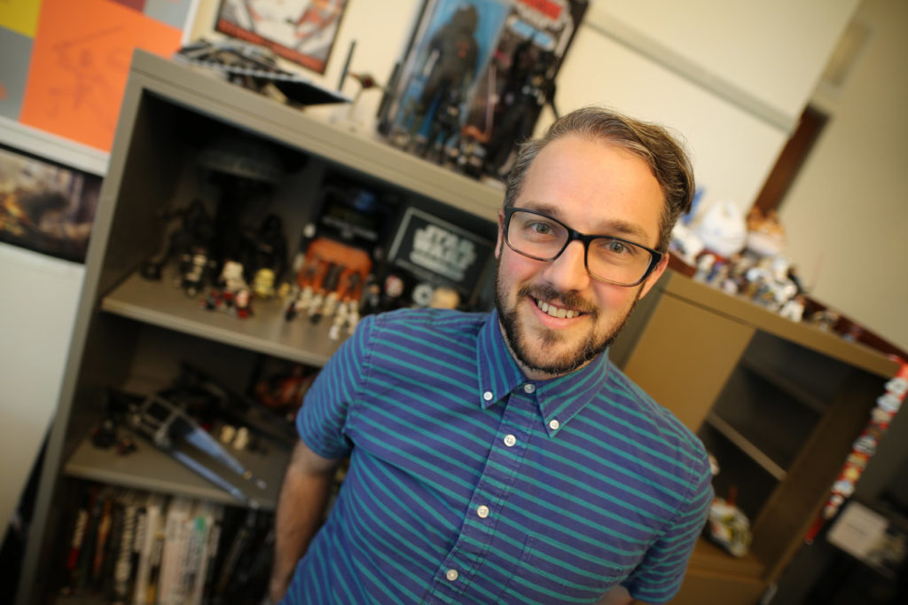 Michael Dailey of Lucasfilm.