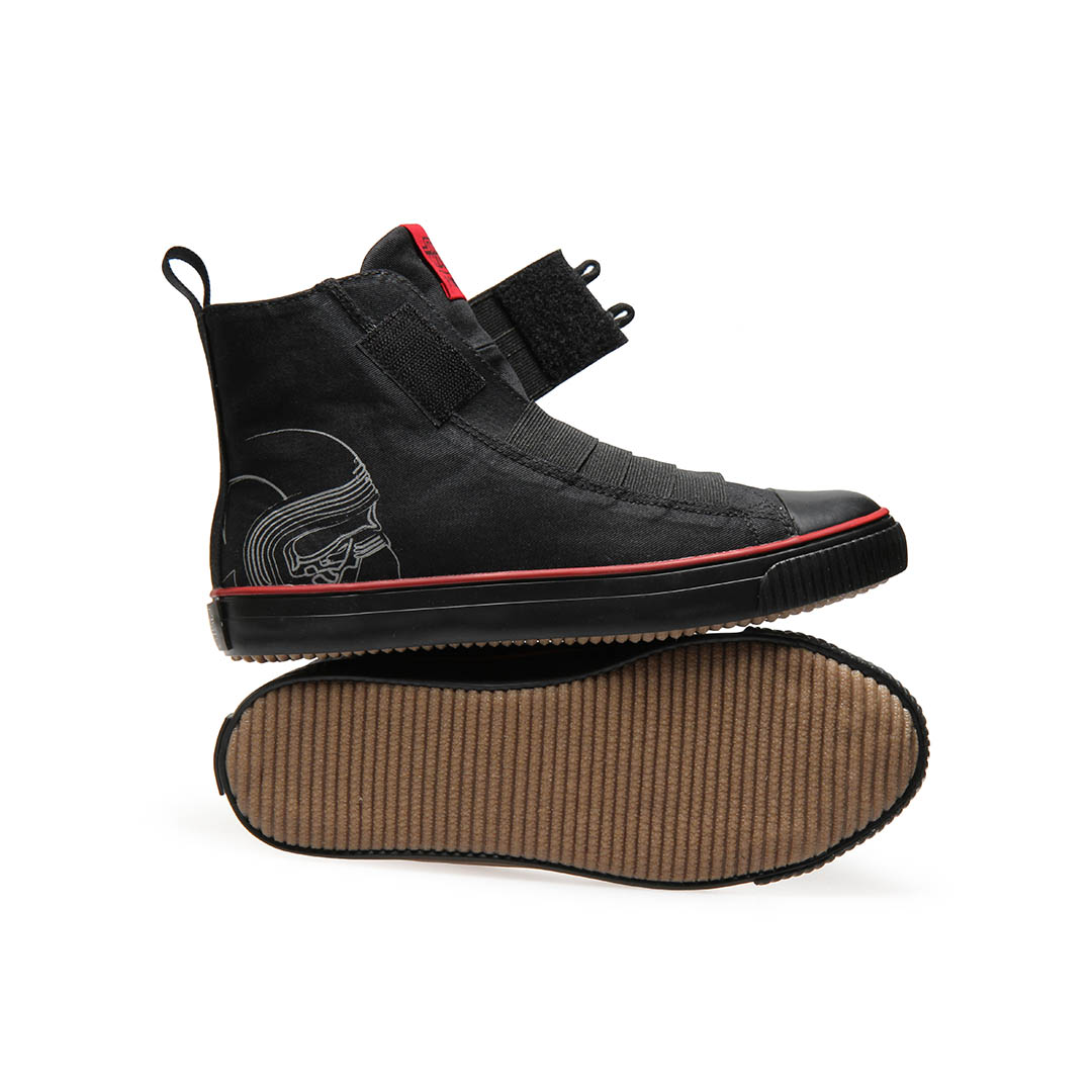 Po-Zu Kylo Ren shoes.