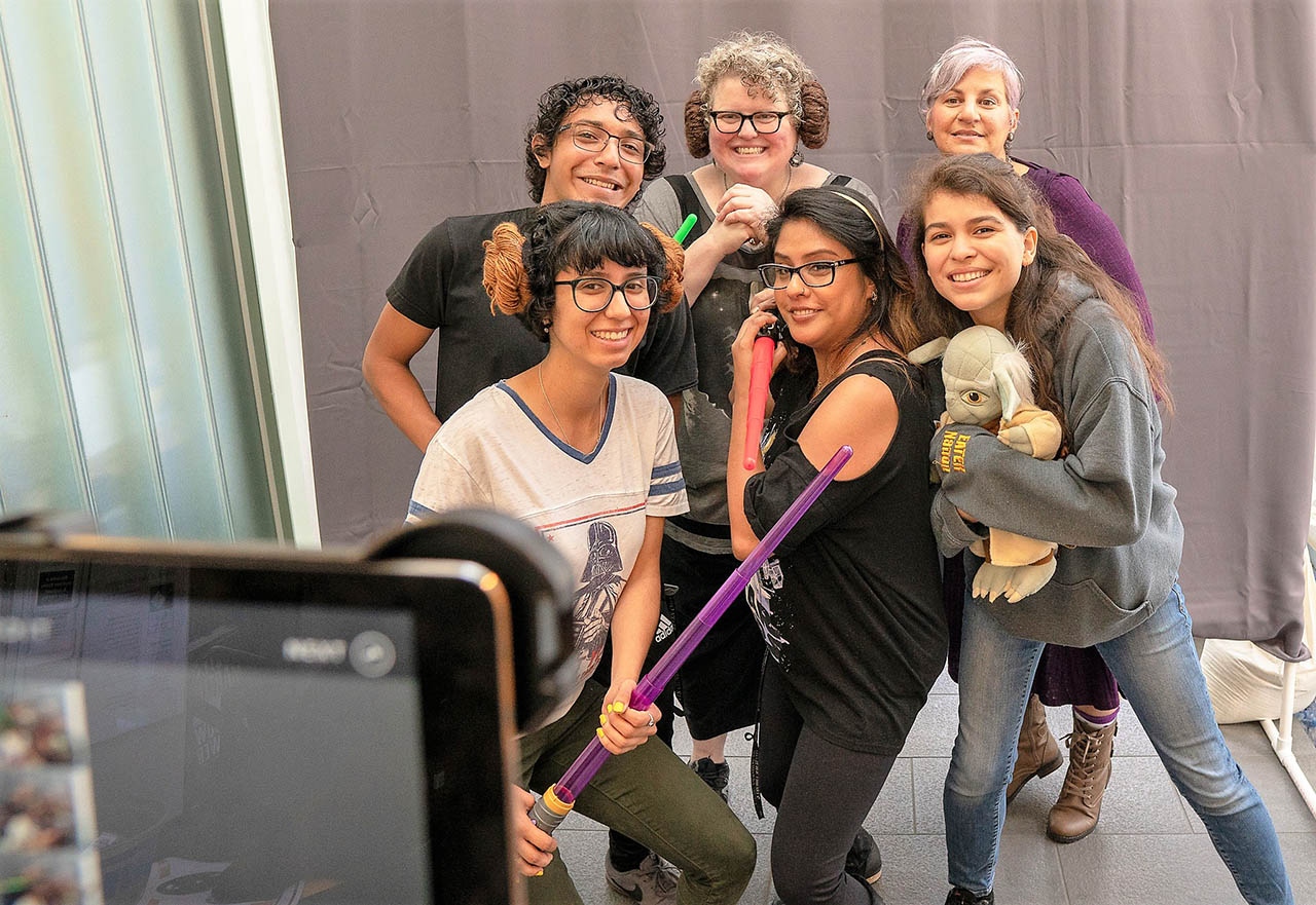 Star Wars Reads Bringing The Power Of The Force To Libraries