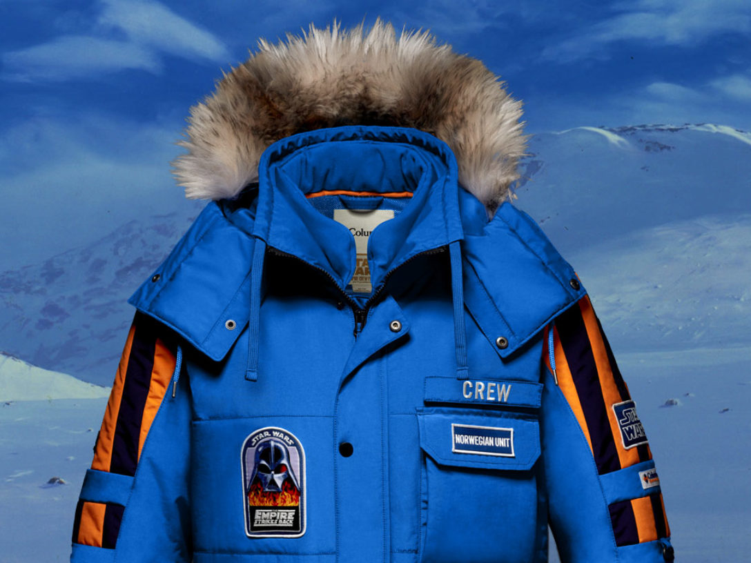 Columbia's Star Wars: Empire Crew Parka.
