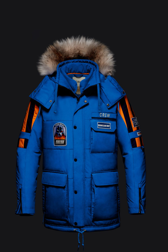 The final Star Wars: Empire Crew Parka.
