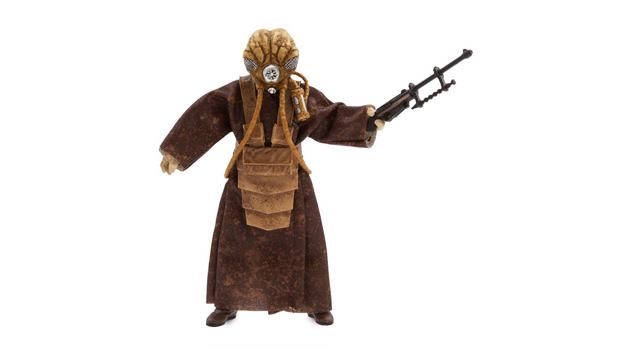 Hasbro's Black Series Zuckuss.