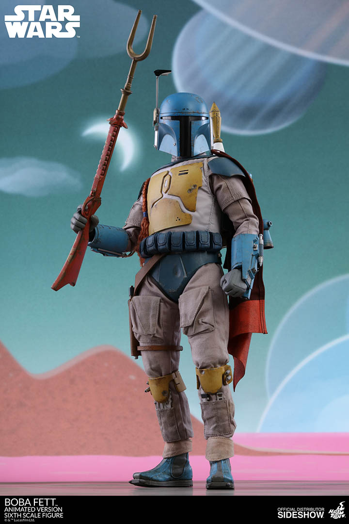 Hot Toys Boba Fett.