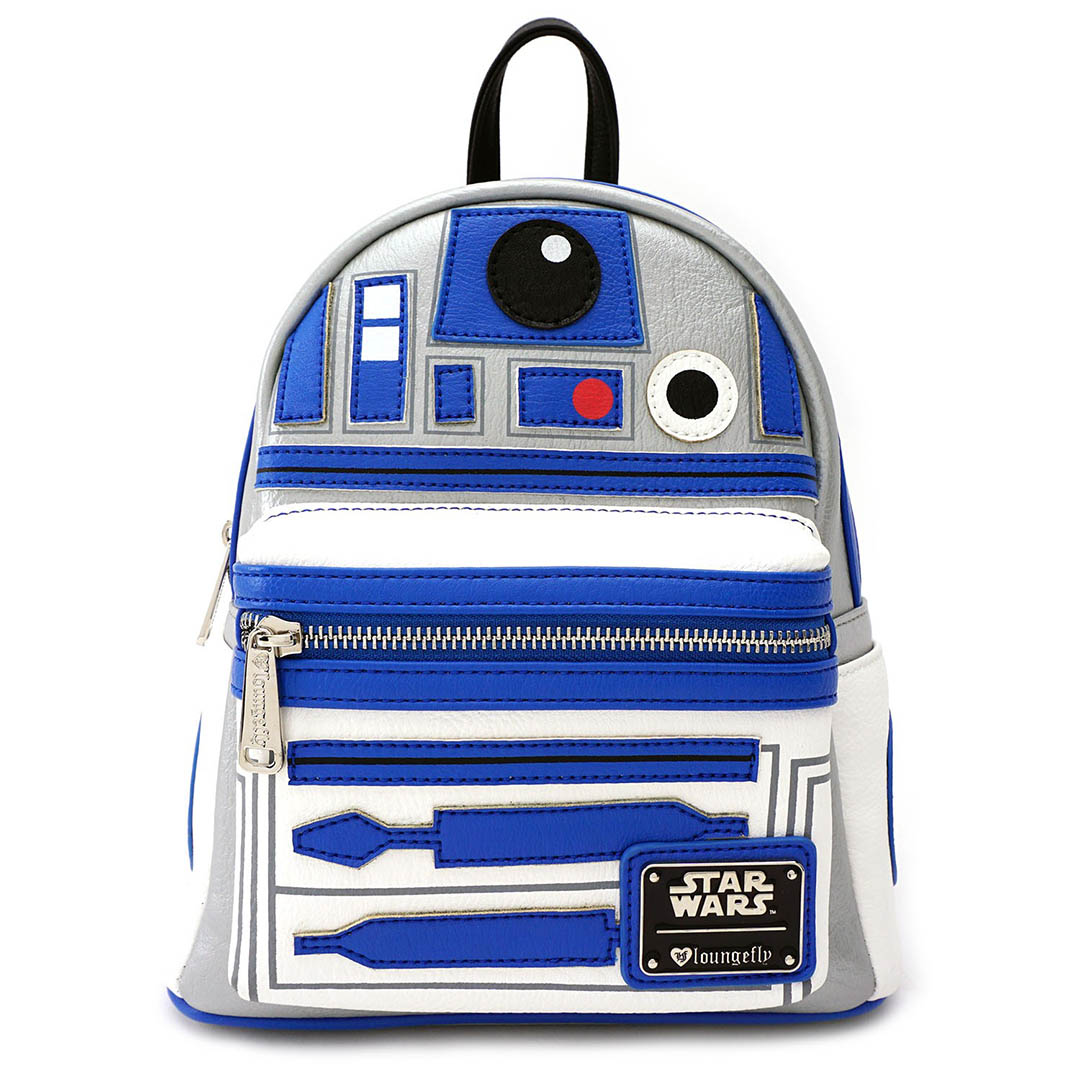 Loungefly R2-D2 backpack.