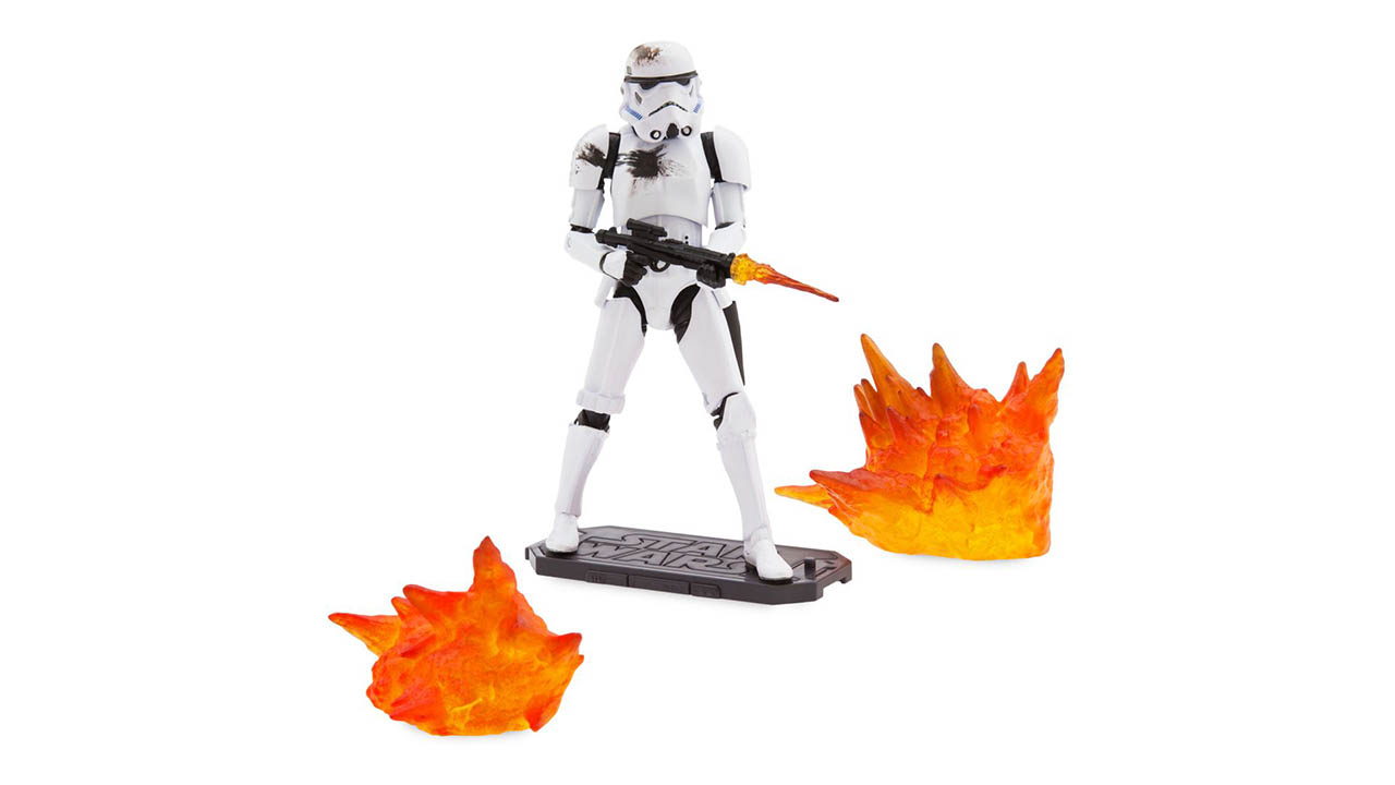 Black Series stormtrooper.