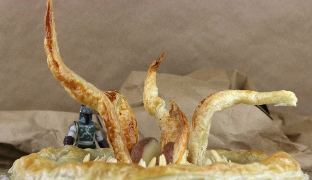This Thanksgiving, It's You Who Can Digest the Sarlacc