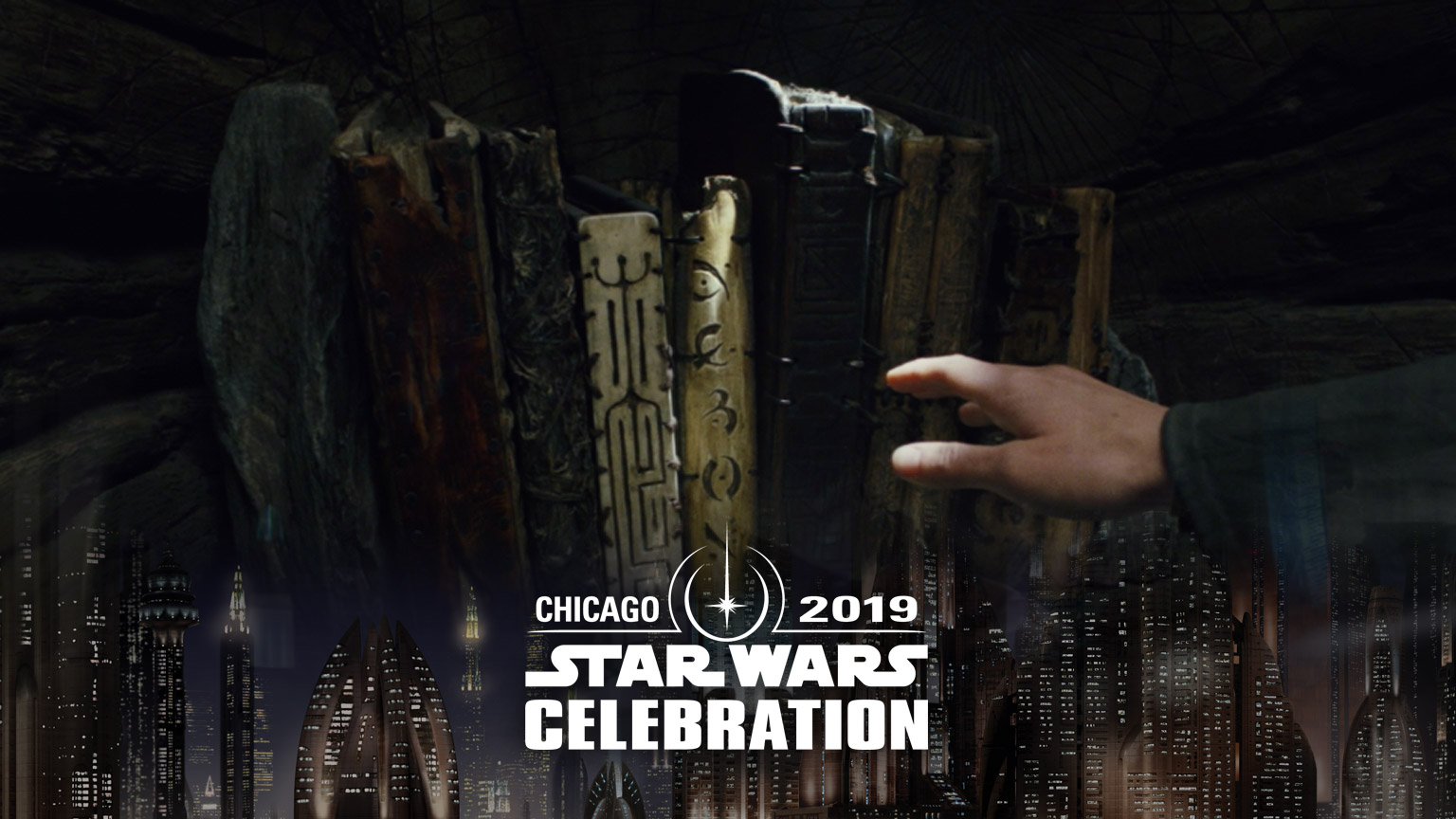 Star Wars Celebration Orlando logo