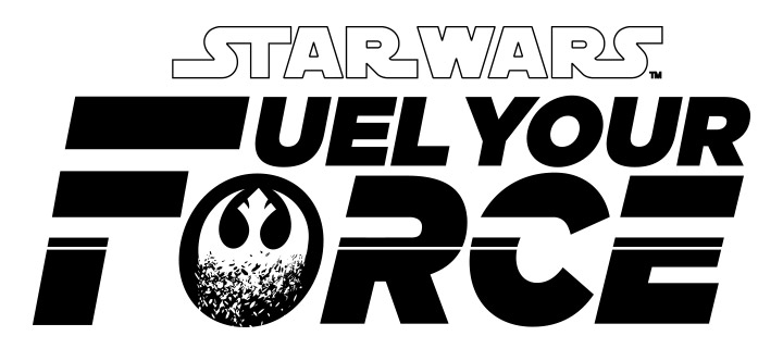 Star Wars Fuel Your Force logo.