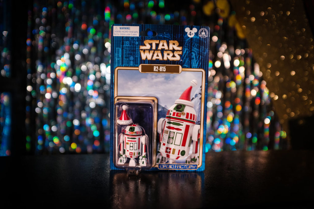 Disney Parks R2-H15 droid in box.