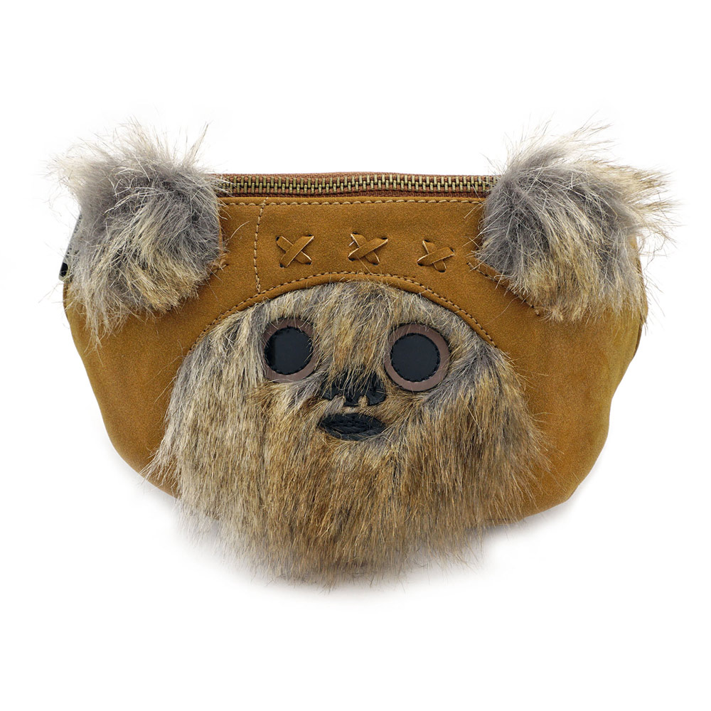 Loungefly Ewok purse.