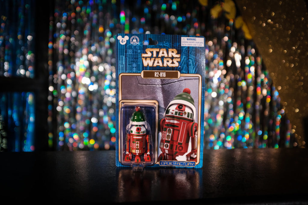 Disney Parks R2-H16 droid in box.