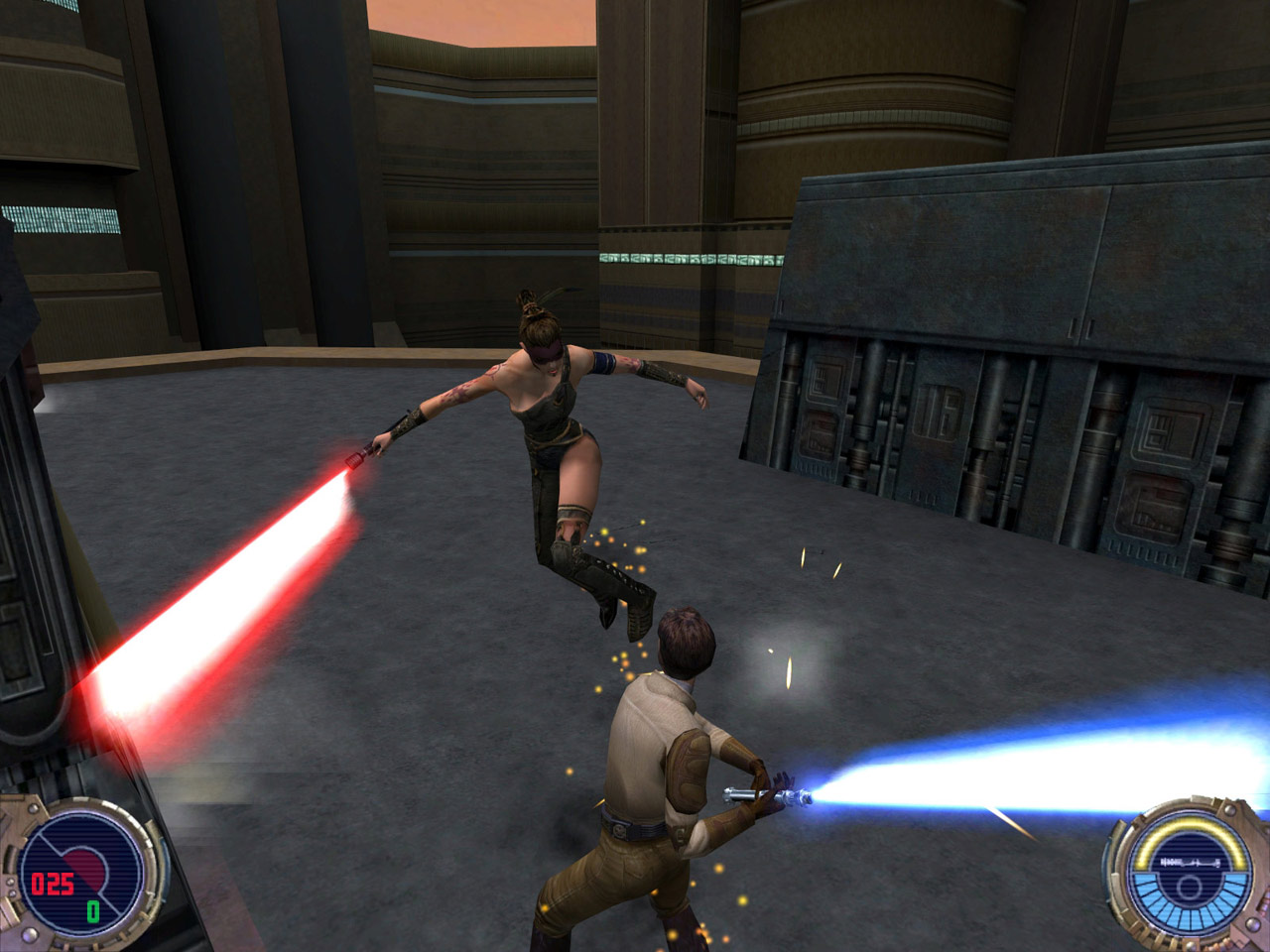 Star Wars Jedi Knight II: Jedi Outcast - Replaying the